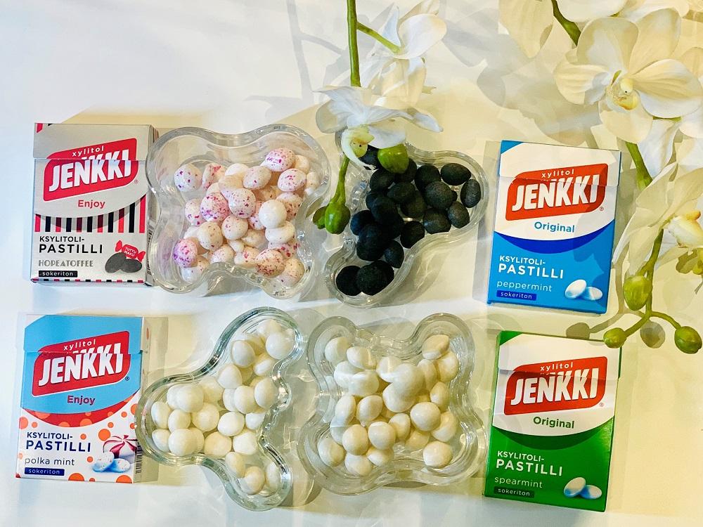 Xylitol-Jenkki Cloetta ksylitol-pastilli